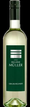Grauburgunder Gutswein 2017 / Domäne Müller
