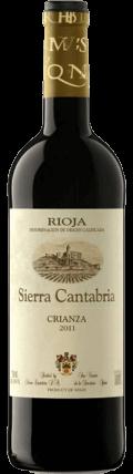 RIOJA CRIANZA 2016 / Sierra Cantabria