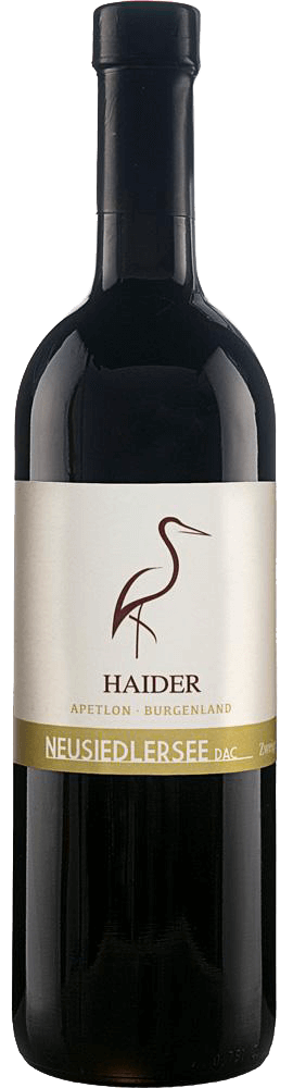 Zweigelt Neusiedlersee DAC 2015 / Biodyn Weinhof HAIDER