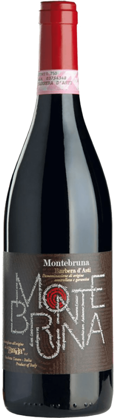 Montebruna, Barbera d Asti DOC 2017 / Giacomo Bologna Braida