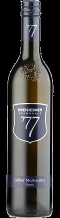 Gelber Muskateller Südsteiermark DAC  2018 / Dreisiebner