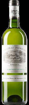 Château Pierrail Blanc - Bordeaux blanc AC 2019 / Chateau Pierrail