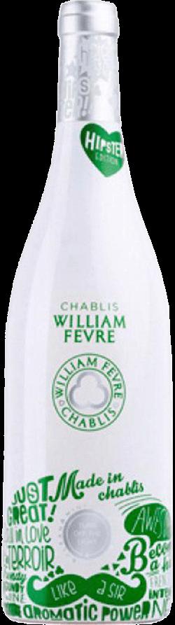 CHABLIS Silver Bottle 2013 / Domaine William Fèvre