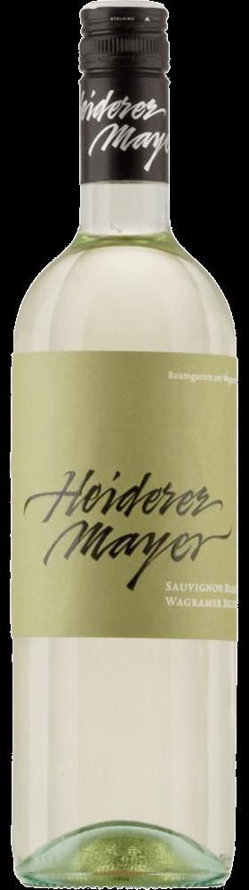 Sauvignon Blanc Wagramer Selektion 2018 / Heiderer-Mayer