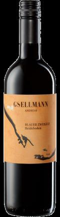 Blauer Zweigelt Heideboden 2017 / Gsellmann Hans