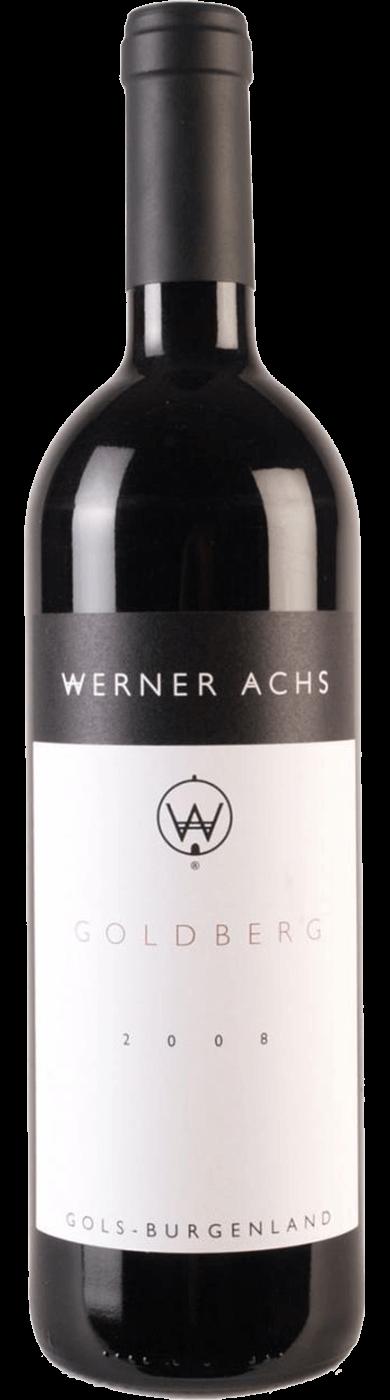 Blauer Zweigelt Goldberg  2018 / Achs Werner