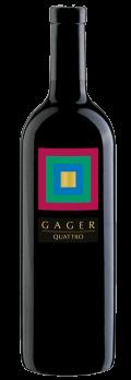 Cuvee Quattro 2017 / Gager