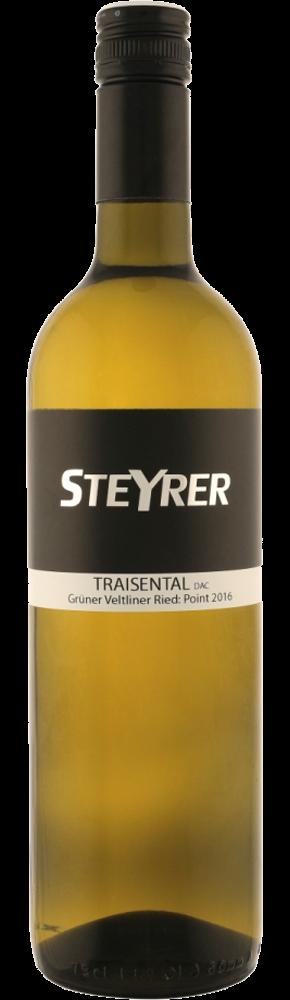 Grüner Veltliner Traisental DAC  Point 2018 / Weingut Steyrer