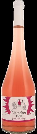 Cuvee Gletscher Floh pink sparkling 2019 / Weingut Steyrer