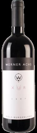 Cuvee XUR 2016 / Achs Werner