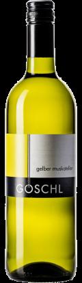 Gelber Muskateller  2017 / Göschl Reinhard u. Edith