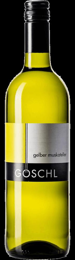 Gelber Muskateller  2018 / Göschl Reinhard u. Edith