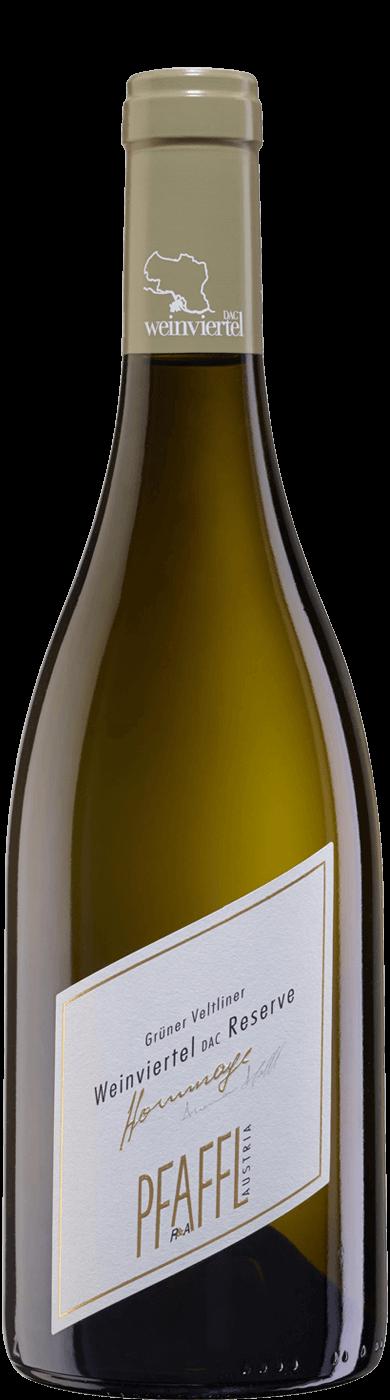 Grüner Veltliner Weinviertel DAC Reserve HOMMAGE 2018 / R&A PFAFFL