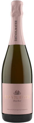 Sekt Brut Rose   / Bründlmayer