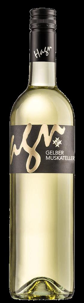 Gelber Muskateller  2018 / Hagn