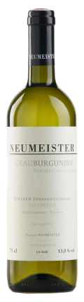 Grauburgunder Steirische Klassik  2017 / Neumeister