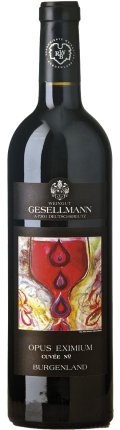 Cuvee Opus Eximium Nr. 30 2017 / Gesellmann