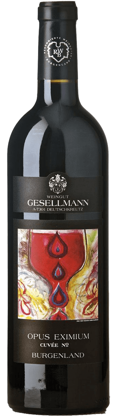 Cuvee Opus Eximium Nr.30 2017 / Gesellmann