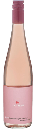 Cuvee Rose Zweigelt & Pinot Noir 2019 / Loimer