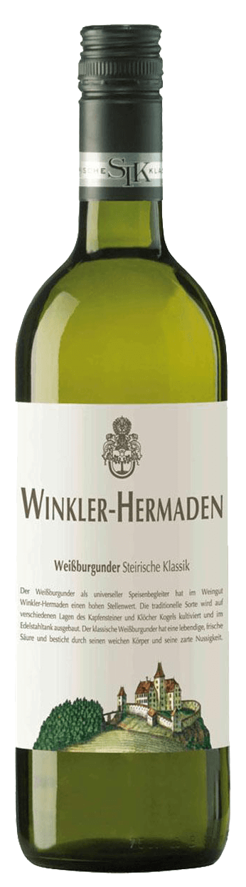 Weißburgunder Steirische Klassik 2017 / Winkler-Hermaden
