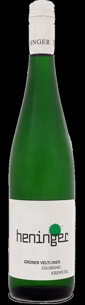 Gelber Muskateller Ried Glockenberg 2019 / Heninger