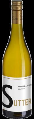 Grüner Veltliner Weinviertel DAC Reserve 2019 / Sutter