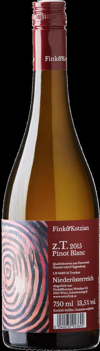 Pinot Blanc z.T. 2015 / Fink & Kotzian