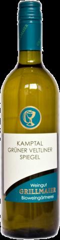 Grüner Veltliner Kamptal dac Ried Spiegel 2018 / Grillmaier