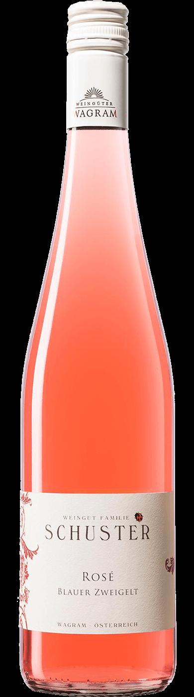 Blauer Zweigelt Rosé 2020 / Familie Schuster