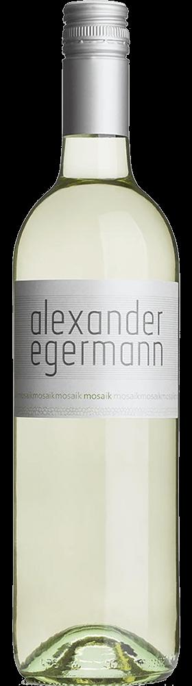 Cuvee Mosaik weiß 2019 / Alexander Egermann