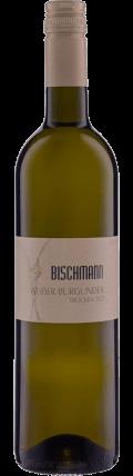 Weißburgunder Bio Qualitätswein trocken 2019 / Thomas Bischmann