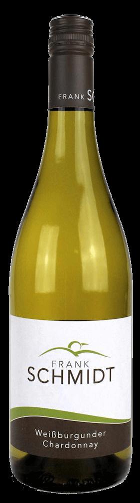 Weißburgunder Chardonnay Kabinett  2018 / Frank Schmidt