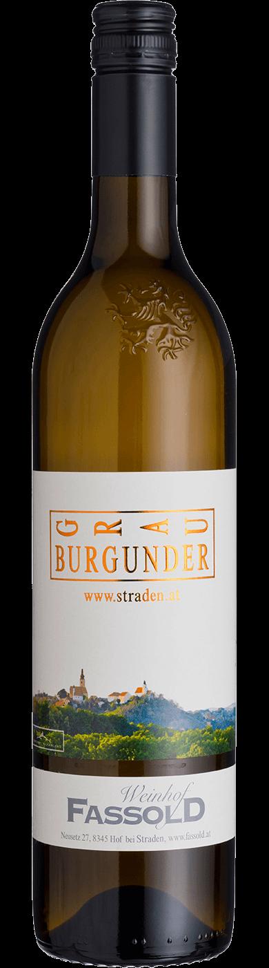 Grauburgunder Selektion 2018 / Fassold