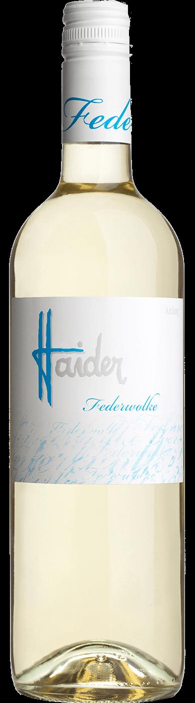 Cuvee Federwolke | 50% Grüner Veltliner, 50% Sauvignon Blanc 2019 / Haider Theresa und Gerhard
