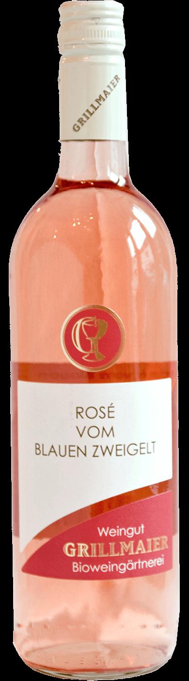 Zweigelt Rosé vom Blauen Zweigelt 2019 / Grillmaier