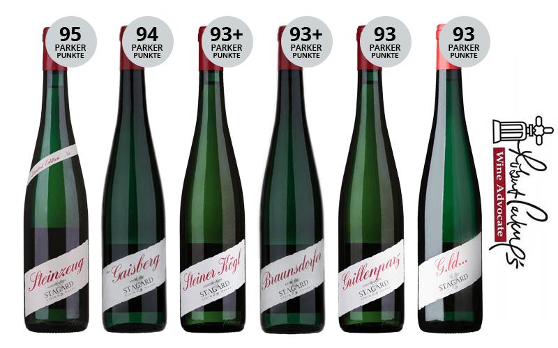 Robert Parker Weinpaket   / Lesehof Stagård