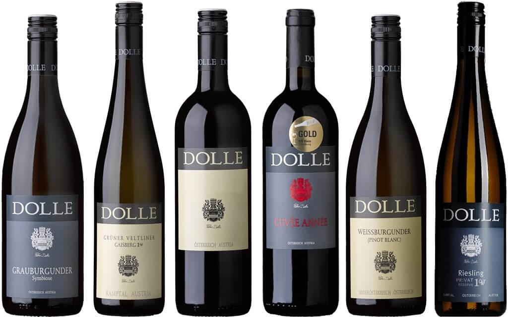 Weinspezialpaket für Kenner   / Peter Dolle