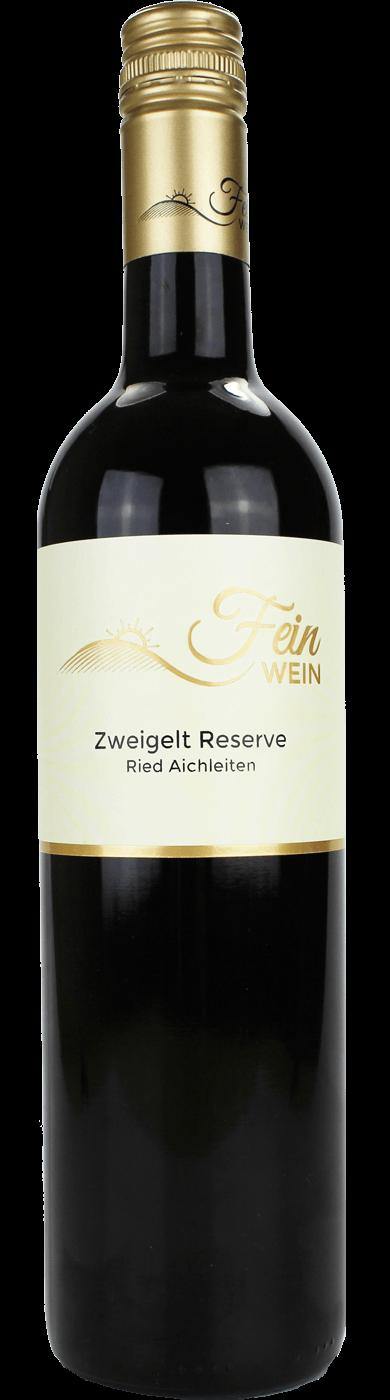 Zweigelt Reserve Ried Aichleiten 2017 / Fein