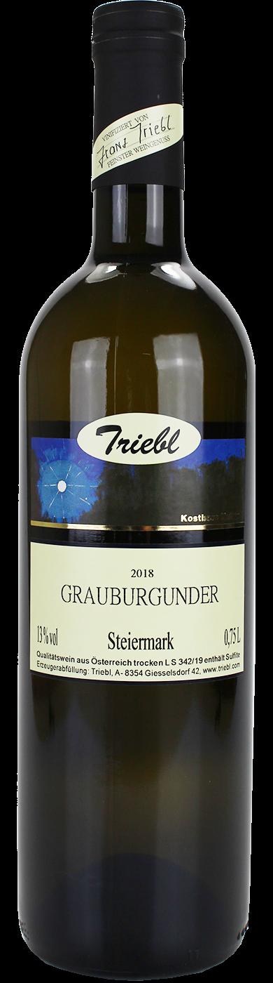 Grauburgunder  2019 / Triebl