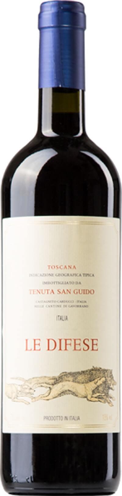 Le Difese Toscana IGT 2017 / Tenuta San Guido