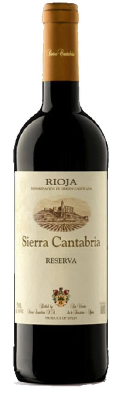 Rioja Reserva 2012 / Sierra Cantabria