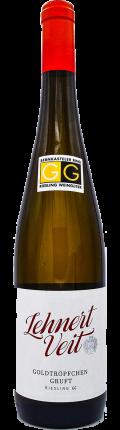 Riesling Goldtröpfchen GG 2017 / Weingut Lehnert-Veit GbR