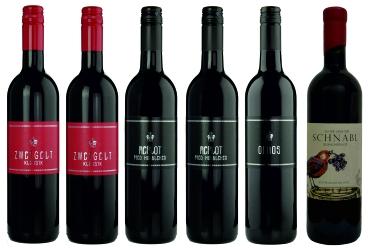Rotweinpaket   / Dieter Schnabl