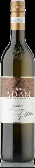 Grauer Burgunder Manufact 2017 / Adam-Schererkogl