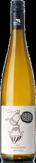 Grüner Veltliner Weinviertel DAC Ried Reipersberg 2019 / Gruber Röschitz