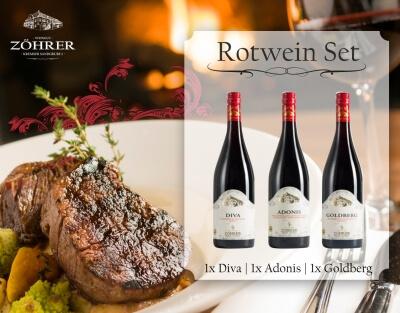 KREMSTAL - Rotweinkollektion    / Anton Zöhrer