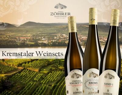 KREMSTAL - Grüner Veltliner Kollektion   / Anton Zöhrer