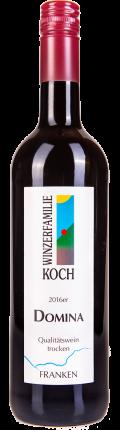 Domina trocken 2016 / Winzerfamilie Koch