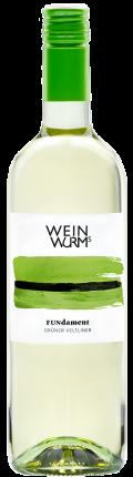 Grüner Veltliner FUNdament 2020 / WEINWURM