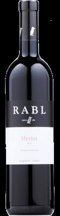 Merlot Vinum Optimum 2017 / Rudolf Rabl